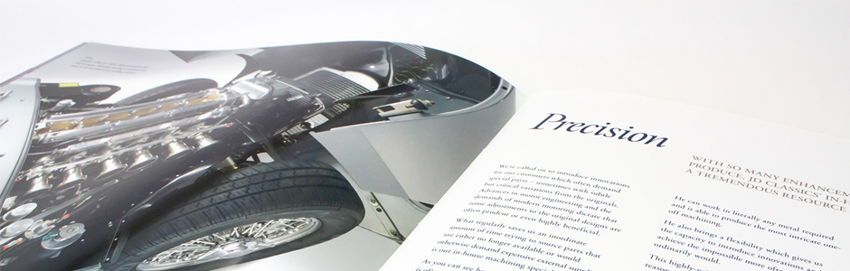 JD Classics brochure